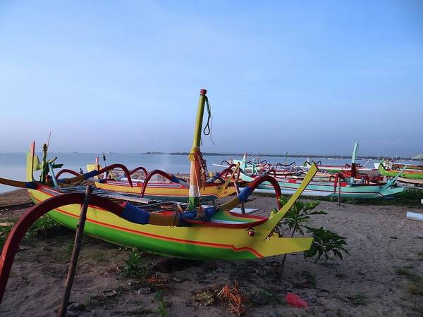 Photograph - Boats On The Beach by Exploramum Exploramum