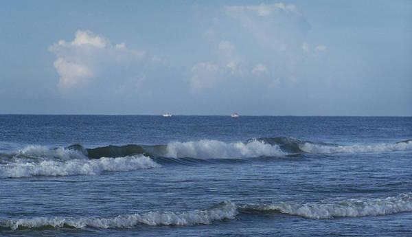 Wall Art - Photograph - Boats On The Horizon by Teresa Mucha
