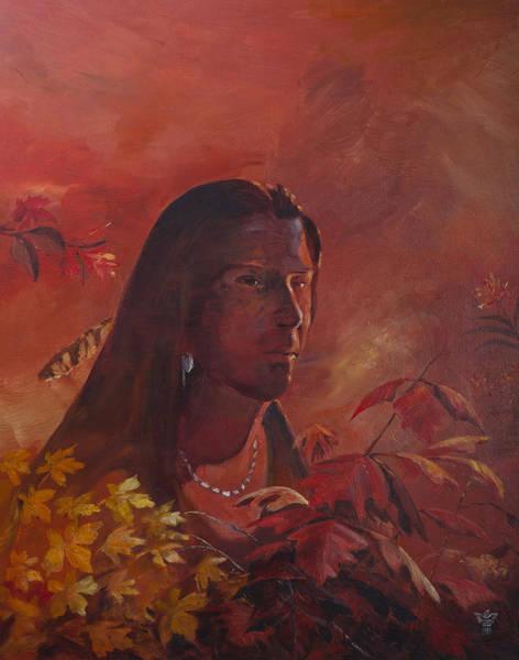 Blending Painting - Bob Benge by Don  Rankin
