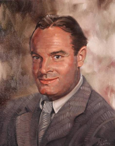 Painting - Bob Hope  by Gary M Long