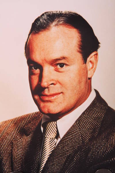Painting - Photo Reference For Bob Hope by Gary M Long