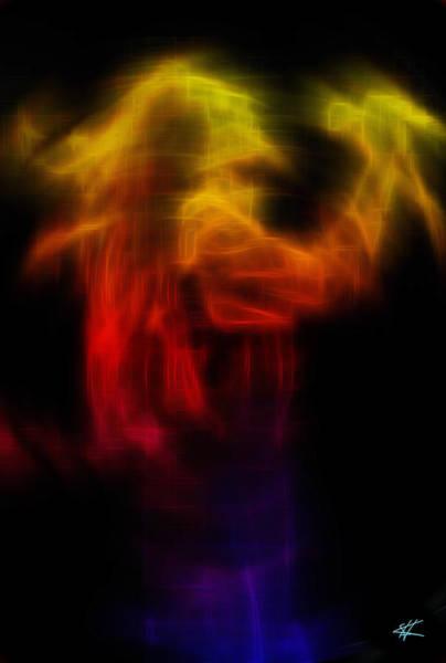 Digital Art - Bob by Kenneth Armand Johnson