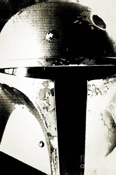 Wall Art - Photograph - Boba Fett Helmet 22 by Micah May