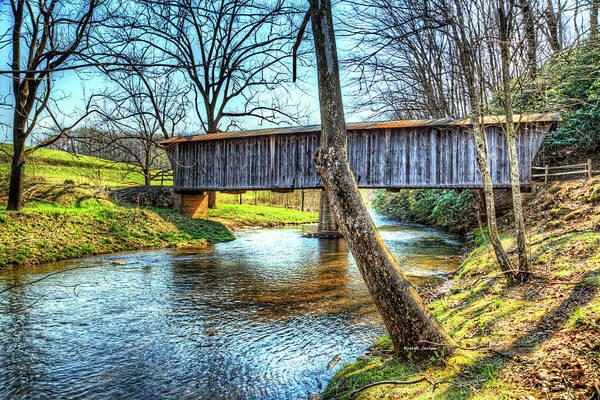 Photograph - Bobwhite Bridge by Dale R Carlson