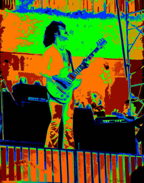 Photograph - Boc #120 Enhanced In Cosmicolors by Ben Upham