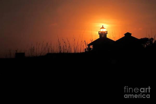 Wall Art - Photograph - Boca Grange Lighthouse by Rick Mann
