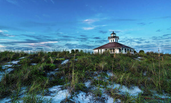 Wall Art - Photograph - Boca Lighthouse by Marvin Spates