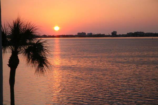 Willett Photograph - Boca Sunset 6 by Mike Willett