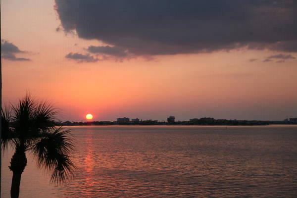 Willett Photograph - Boca Sunset5 by Mike Willett