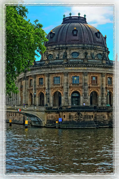 Photograph - Bode Museum by Joan Carroll