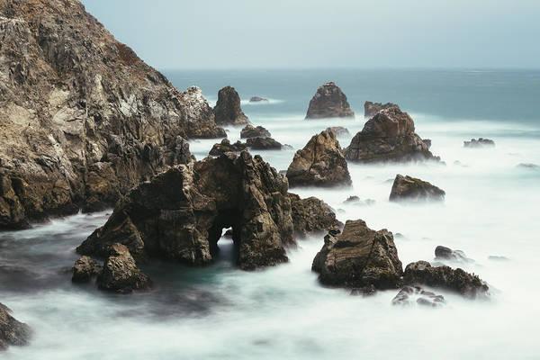 Photograph - Bodega Bay Seascape by Lee Harland