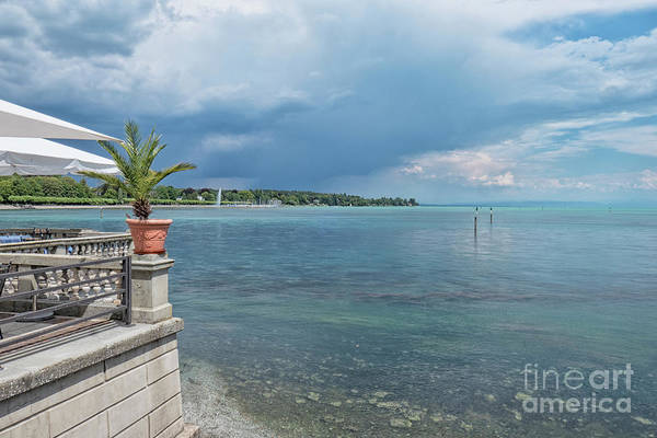 Wall Art - Photograph - Boden Lake Near Constance by Patricia Hofmeester