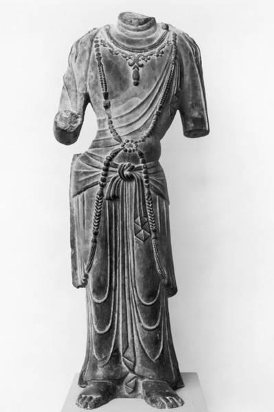 Photograph - Bodhisattva, 8th Century by Granger