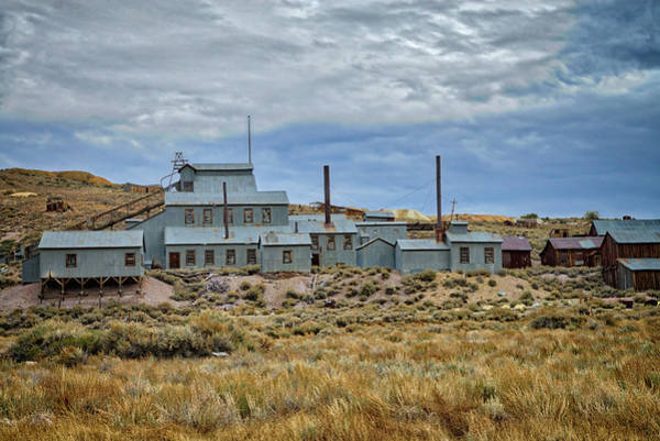 Photograph - Bodie Business by Lynn Bauer