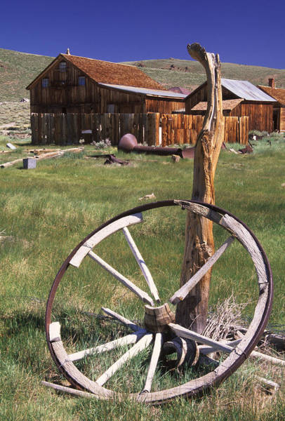 Bodie Ghost Town Wall Art - Photograph - Bodie by Eric Foltz