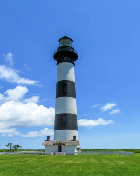 Photograph - Bodie Island Light Station by Gordon Engebretson