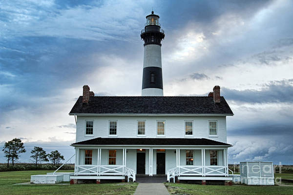 Roanoke Island Wall Art - Photograph - Bodie Island Lighthouse  2722 by Jack Schultz
