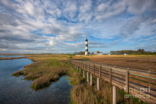 Photograph - Bodie Island Lighthouse I by Clarence Holmes