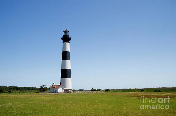Photograph - Bodie Island Lighthouse In Nc by Jill Lang
