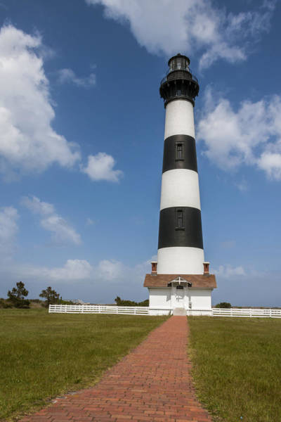 Photograph - Bodie Island Lighthouse by Liza Eckardt