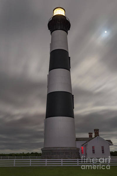 Photograph - Bodie Island Lighthouse by Richard Sandford