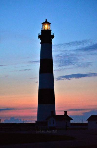 Bodie Lighthouse 7/18/16 Art Print