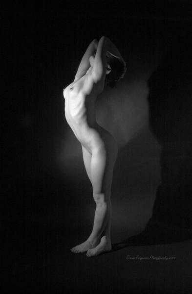 Wall Art - Photograph - Body Study 9327 by Ernie Ferguson