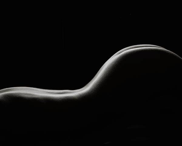 Photograph - Bodyscape 230 V2 by Michael Fryd