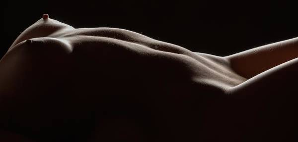 Photograph - Bodyscape 254 by Michael Fryd