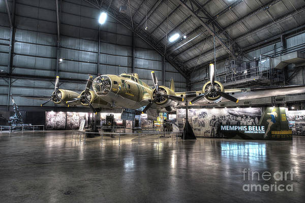 B24 Photograph - Boeing B-17 Memphis Belle by Greg Hager