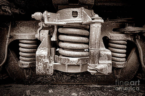 Wall Art - Photograph - Bogie Wogie  by Olivier Le Queinec