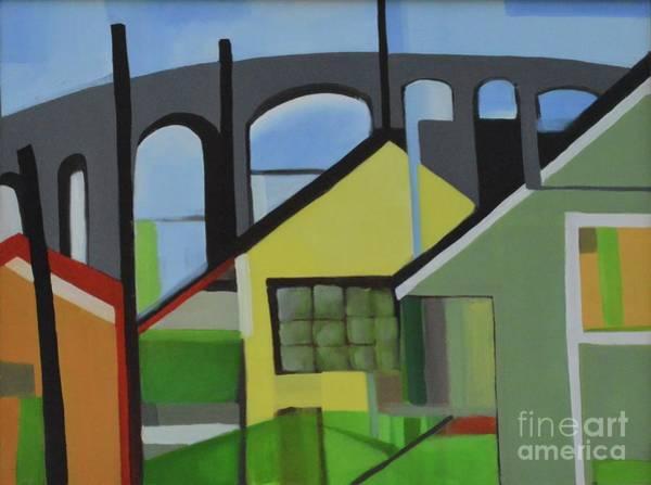 Painting - Bogota 80 by Ron Erickson