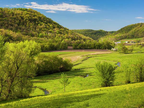 Digital Art - Bohemian Valley by Mark Mille