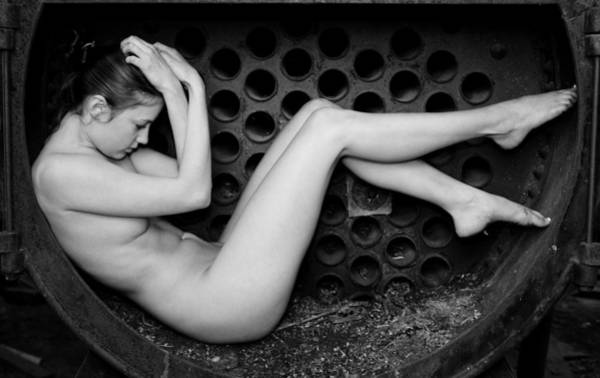 Boiler Photograph - Boiler by Brad Alexander