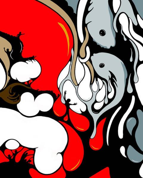 Digital Art - Boiling Point by Craig Tilley