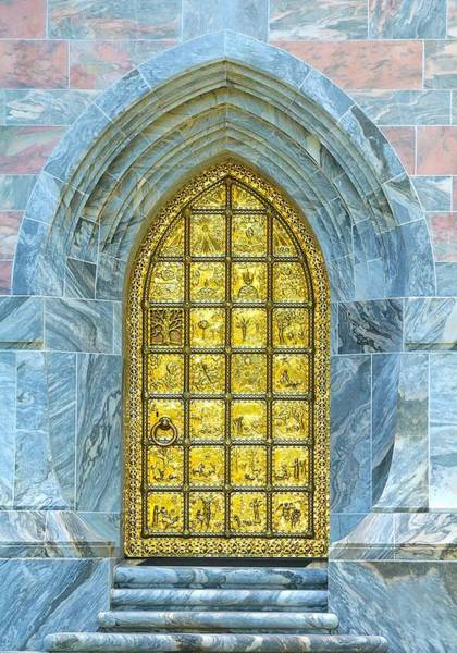 Photograph - Bok Tower Entrance  by Kevin Banker