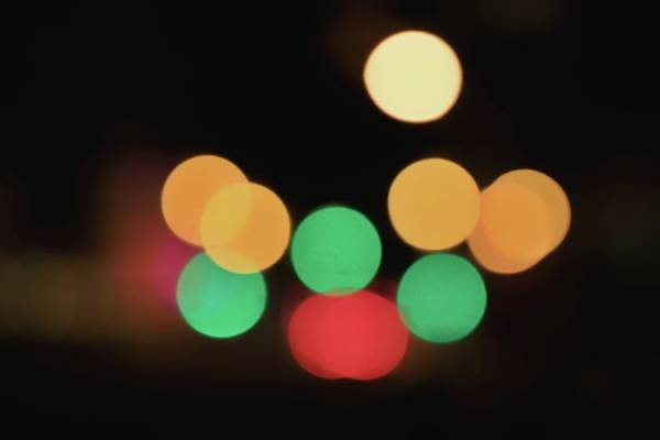 Photograph - Bokeh Y Bokeh by Mike Dunn