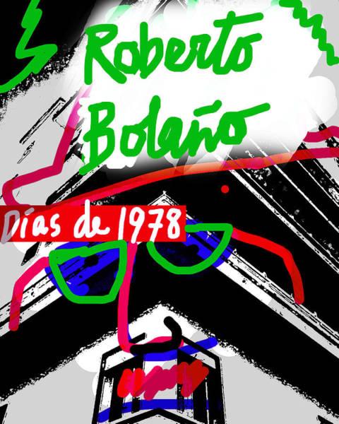 Mixed Media - Bolano Dias De 1978  by Paul Sutcliffe