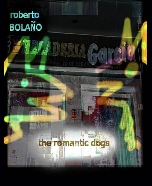 Mixed Media - Bolano Romantic Dogs Poster  by Paul Sutcliffe
