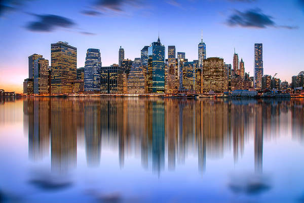 Lower Manhattan Photograph - Bold And Beautiful by Az Jackson