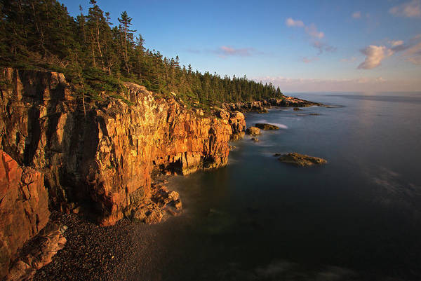 Photograph - Bold Coast Maine by Juergen Roth