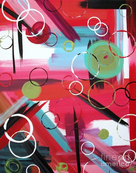 Painting - Bold Whimsy by Jilian Cramb - AMothersFineArt