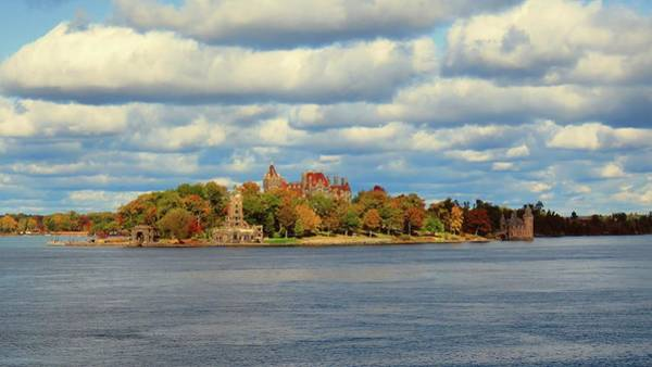 Photograph - Boldt Castle by Dennis McCarthy