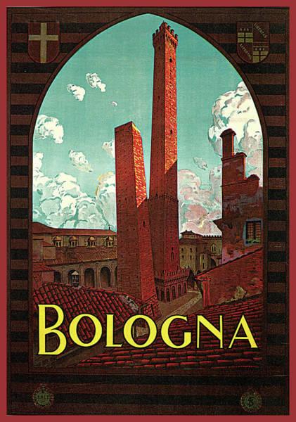 Photograph - Bologna by Severino Trematore