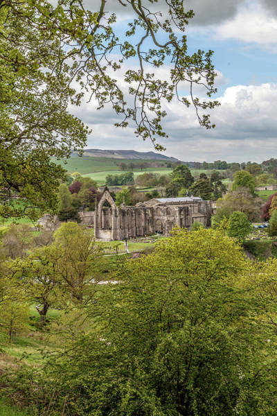 Bolton Photograph - Bolton Abbey In Spring by W Chris Fooshee