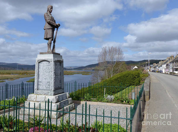 Photograph - Bonar Bridge And The Kyle Of Sutherland by Phil Banks