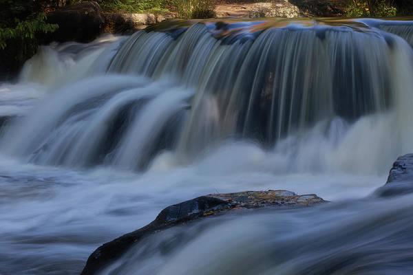 Photograph - Bond Falls 4 by Heather Kenward
