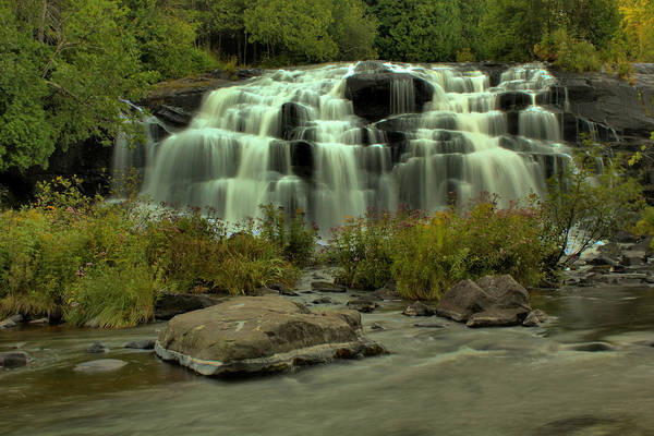 Wall Art - Photograph - Bond Falls by Matthew Winn