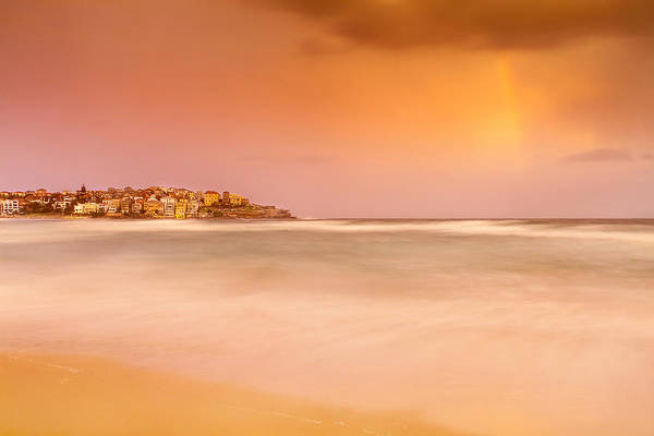 Beach City Photograph - Bondi Phenomenon  by Az Jackson