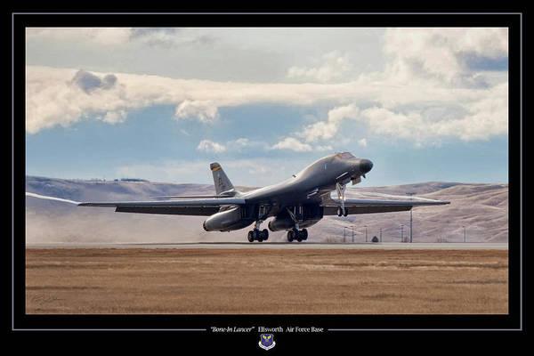 Cold War Digital Art - Bone-in Lancer by Peter Chilelli